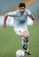 """Riccardo Bonetto (Lazio)<br /> Italian """"Serie A"""" 2006-07 <br /> 18 Apr 2007 (Match Day 22)<br /> Lazio-Chievo (0-0)<br /> """"Olimpico"""" Stadium-Roma-Italy<br /> Photographer Luca Pagliaricci INSIDE"""