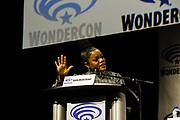 Yvette Nicole Brown at Wondercon in Anaheim Ca. March 31, 2019