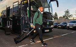 February 13, 2019 - Saint Etienne, France - Arnaud Nordin ( Saint Etienne ) - Arrivee des joueurs de ASSE (Credit Image: © Panoramic via ZUMA Press)