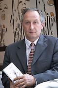 Dominique Haverlan, owner Vieux Chateau Gaubert, president in the Syndicat des Graves, Bordeaux, France
