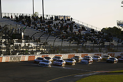 April 20, 2018 - Richmond, Virginia, United States of America - April 20, 2018 - Richmond, Virginia, USA: Cole Custer (00) leads the field to the green flag to start the ToyotaCare 250 at Richmond Raceway in Richmond, Virginia. (Credit Image: © Chris Owens Asp Inc/ASP via ZUMA Wire)