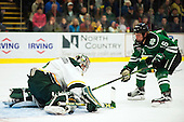 North Dakota vs. Vermont Men's Hockey 10/23/15