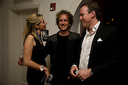 NADJA SCHNABEL; YVES BEHAR; RUPERT ADAM, Party hosted by Franca Sozzani and Remo Ruffini in honour of Bruce Weber to celebrate L'Uomo Vogue The Miami issuel by Bruce Weber. Casa Tua. James Avenue. Miami Beach. 5 December 2008 *** Local Caption *** -DO NOT ARCHIVE-© Copyright Photograph by Dafydd Jones. 248 Clapham Rd. London SW9 0PZ. Tel 0207 820 0771. www.dafjones.com.