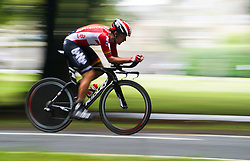 Rider makes his way around the Bristol Circuit During the time trial. - Mandatory by-line: Alex James/JMP - 10/09/2016 - CYCLING - Bristol stage of the Tour of Britain