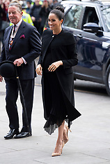 The Duchess of Sussex attends an engagement at University - 31 Jan 2019