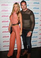 Katie Price & Kieran Hayler, Attitude Magazine's Hot 100 Summer Party, The Rumpus Room at the Mondrian Hotel, London UK, 20 July 2015, Photo by Brett D. Cove
