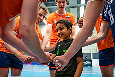 20210503 NED: Olaf Ratterman Memorial and Netherlands volleyballteam, Barneveld
