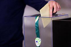 NZS during Elections for President of NZS on December 15th in Brdo pri Kranju, Kranj, Slovenia. Photo by Žiga Zupan / Sportida