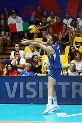 SIMONE PARODI<br /> ITALIA - USA<br /> VOLLEYBALL NATIONS LEAGUE 2018<br /> MODENA 24-06-2018<br /> FOTO GALBIATI - RUBIN
