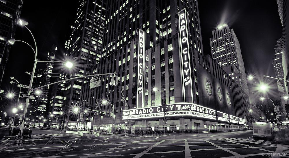 Radio City - New York City, U.S.A.