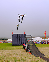 Family fun at Chale show on the Isle of Wight