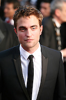 Robert Pattinson  at the On The Road gala screening red carpet at the 65th Cannes Film Festival France. The film is based on the book of the same name by beat writer Jack Kerouak and directed by Walter Salles. Wednesday 23rd May 2012 in Cannes Film Festival, France.