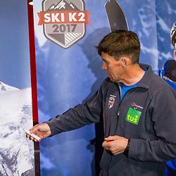 20170511: SLO, Events - Presentation of skiing on K2 Mountain - Davo Karnicar