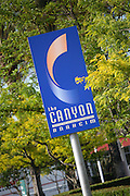 Anaheim Canyon Sign