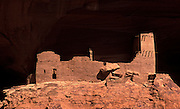 Image of Mummy Cave Ruin at Canyon de Chelly National Monument, Arizona, American Southwest, Anasazi, Navajo by Randy Wells