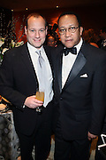 l to r: Andy Glaser and Ben Chavis at The HipHop Inagual Ball Hennesey Lounge held at The Harman Center for the Arts in Washington, DC on January 19, 2009..The first ever Hip-Hop Inaugural Ball, a black tie charity gala, benefiting the Hip-Hop Summit Action Network. The Ball will kick off with a star-studded red carpet presentations of the National GOTV Awards, recognizing artists who have made outstanding contributions to the largest young adult voter turnout in American history.