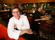 Rick Bayless stands in his restaurant Frontera Grill on Friday, May 25, 2007. Frontera Grill won the James Beard Award for best restaurant in the nation. (Chicago Sun-Times)
