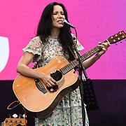 NERINA PALLOT perform live at Kew The Music Festival 2018 on 12th July 2018, London, UK.
