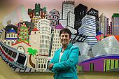 Carol Schatz, chief executive of the Central City Association