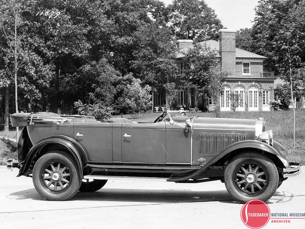 1929-30 Dictator Touring