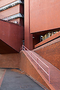 Leicester University, Engineering Building, Designed by James Stirling Architect, Completed 1959
