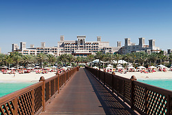 Luxury Al Qasr hotel in Dubai United Arab Emirates
