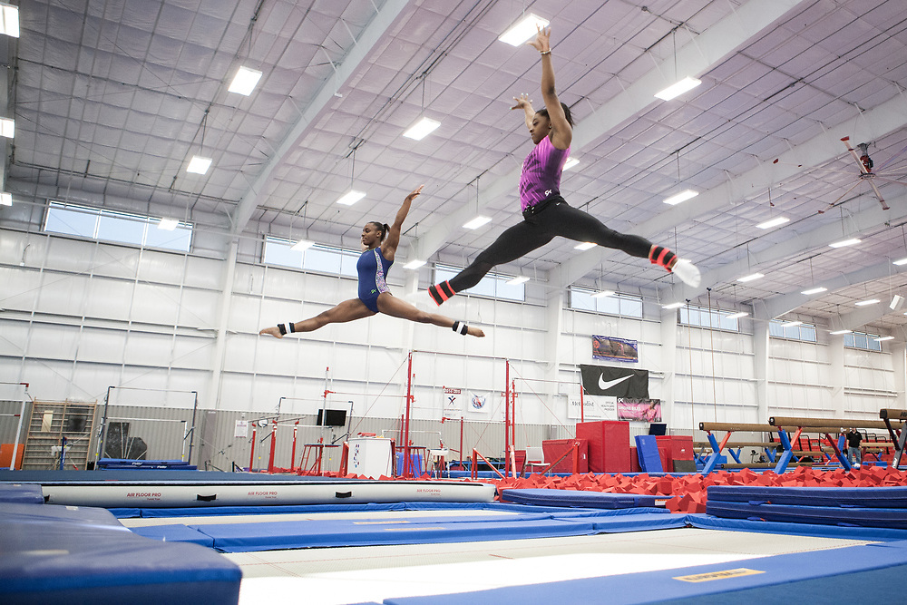 Simone Biles - Gymnast - Houston, Texas - 2016