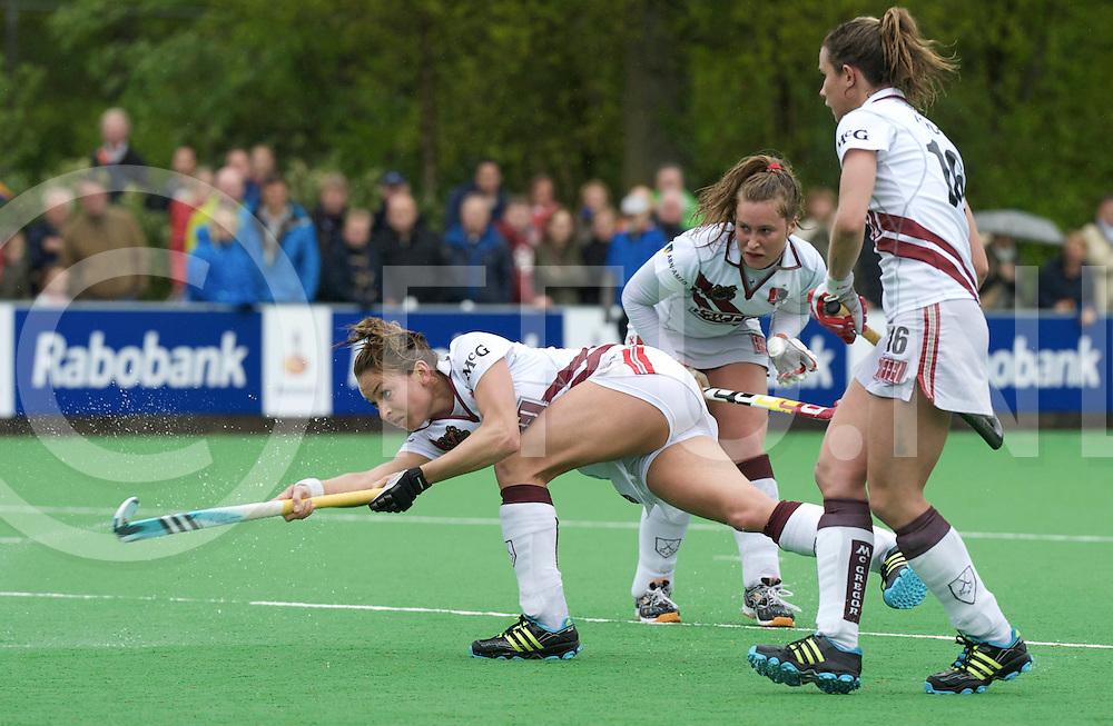 BILTHOVEN - SCHC v Amsterdam Dames<br /> Hoofdklasse dames Play Off<br /> Foto: Eva de Goede ( Amsterdam).<br /> FFU PRESS AGENCY COPYRIGHT FRANK UIJLENBROEK