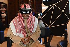 Dubai - VR Movie Theatre At 13th Dubai Film Festival - 11 Dec 2016