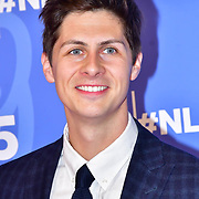 Ben Hanlin attends BBC1's National Lottery Awards 2019 at BBC Television Centre, 101 Wood Lane, on 15 October 2019, London, UK.