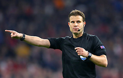Referee Felix Brych