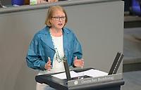 DEU, Deutschland, Germany, Berlin, 20.05.2021: Lisa Paus (Bündnis 90/Die Grünen) in der Plenarsitzung im Deutschen Bundestag.