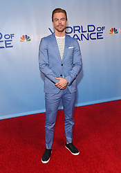 World of Dance press junket held on stage 22 on the Universal Lot on January 30, 2018 in Universal City, CA. 30 Jan 2018 Pictured: Derek Hough. Photo credit: O'Connor/AFF-USA.com / MEGA TheMegaAgency.com +1 888 505 6342