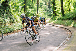 Charlotte Becker (Hitec Products) at Boels Hills Classic 2016. A 131km road race from Sittard to Berg en Terblijt, Netherlands on 27th May 2016.