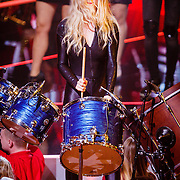 NLD/Hilversum/20160129 - Finale The Voice of Holland 2016, Percussioniste