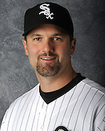 GLENDALE, AZ - MARCH 03:  Paul Konerko of the Chicago White Sox poses for his official team headshot during photo day on March 3, 2012 at The Ballpark at Camelback Ranch in Glendale, Arizona. (Photo by Ron Vesely)   Subject:   Paul Konerko
