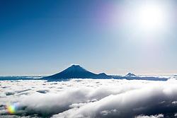 THEMENBILD - Der Cotopaxi ist ein aktiver Vulkan und mit 5897 m der zweithöchste Berg Ecuadors. Ecuador liegt im Nordwesten Südamerikas und ist nach der Äquatorlinie benannt, die durch das Staatsgebiet verläuft. Aufgenommen am zwischen 28.12.2016 und 18.01.2017 // Cotopaxi is a active Vulcan and with 5897 meter the 2nd highest mountain in Ecuador. Ecuador is a country in the north west of south america. It has its name from the equator line, which passes through the country. Ecuador between 2016/12/28 and 2017/01/18. EXPA Pictures © 2017, PhotoCredit: EXPA/ Michael Gruber