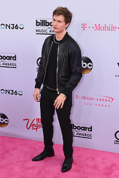 Ansel Elgort at 2017 Billboard Music Awards held at T-Mobile Arena on May 21, 2017 in Las Vegas, NV, USA (Photo by Jason Ogulnik) *** Please Use Credit from Credit Field ***