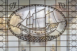 Het Scheepvaarthuis, interieur, Amsterdam, Netherlands