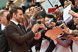 Bradley Cooper attends the A Star Is Born screening held at the Roy Thomson Hall during the Toronto International Film Festival in Toronto, Canada on September 9th, 2018. Photo by Lionel Hahn/ABACAPRESS.com