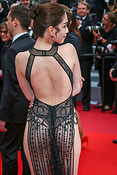 Ngoc Trinh attends the screening of A Hidden Life (Une Vie Cachee) during the 72nd annual Cannes Film Festival on May 19, 2019 in Cannes, France. Photo by Shootpix/ABACAPRESS.COM