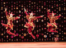 Nutrcracker Ballet Festival Theatre | Edinburgh | 8 December 2017