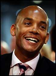Shadow Business Minister Chuka Umunna at the Labour Party Special Conference being held at the Excel Centre. London, United Kingdom. Saturday, 1st March 2014. Picture by Andrew Parsons / i-Images