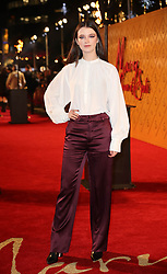 Liah OÕPrey arrives at the European premiere of Mary Queen of Scots at Cineworld Leicester Square, London.