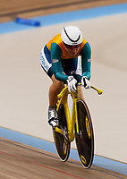 Anna Meares (Australia) seen winning the Womens 500m Time Trial,  Cycling, Athens Olympics, 20/08/2004. Credit: Colorsport / Matthew Impey DIGITAL FILE ONLY