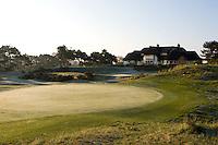 ZANDVOORT - De golfbaan van de Kennemer Golfclub, waar ook in 2008 het Dutch Open voor mannen zal worden gehouden. Op de foto: Hole C9 Copyright Koen Suyk