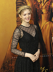 December 4, 2018 - New York, New York, United States - Elena Kampouris attends the New York premiere of 'Mary Queen Of Scots' at Paris Theater  (Credit Image: © Lev Radin/Pacific Press via ZUMA Wire)