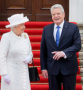 State Visit Queen Elizabeth to Germany, Berlin 24-06-2015