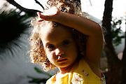 Belo Horizonte_MG, Brasil...Retrato de uma garota...A girl portrait...Foto: LEO DRUMOND / NITRO