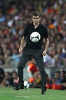 FOOTBALL - SPANISH SUPER CUP 2012 - 1ST LEG - FC BARCELONA v REAL MADRID - 23/08/2012 - PHOTO MANUEL BLONDEAU / AOP.Press / DPPI - TITO VILANOVA